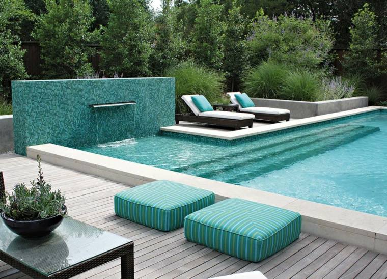 Pool Layout 100 Pools Of Contemporary Design A Spicy Boy