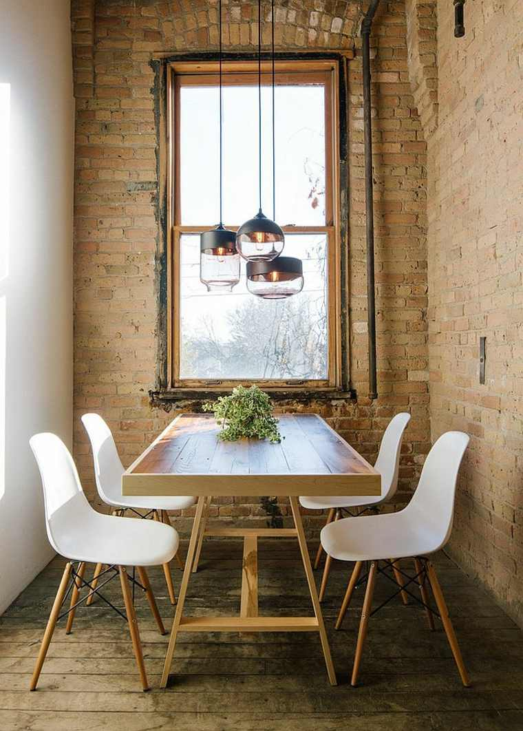 Dining Chair In Industrial Style A, Industrial Style Dining Room Chairs