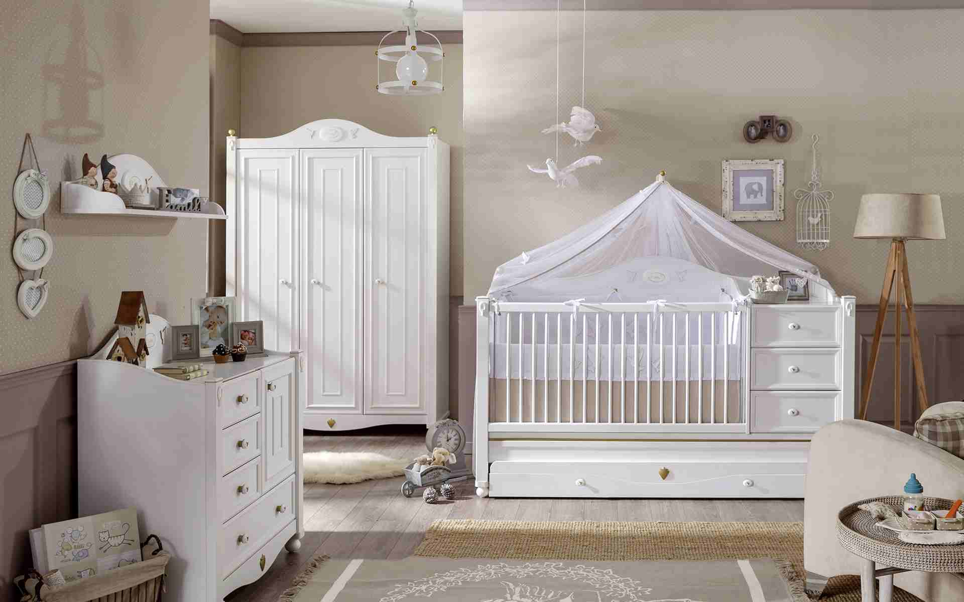 Baby girl room decoration 12 ideas, photos and tips   A spicy Boy