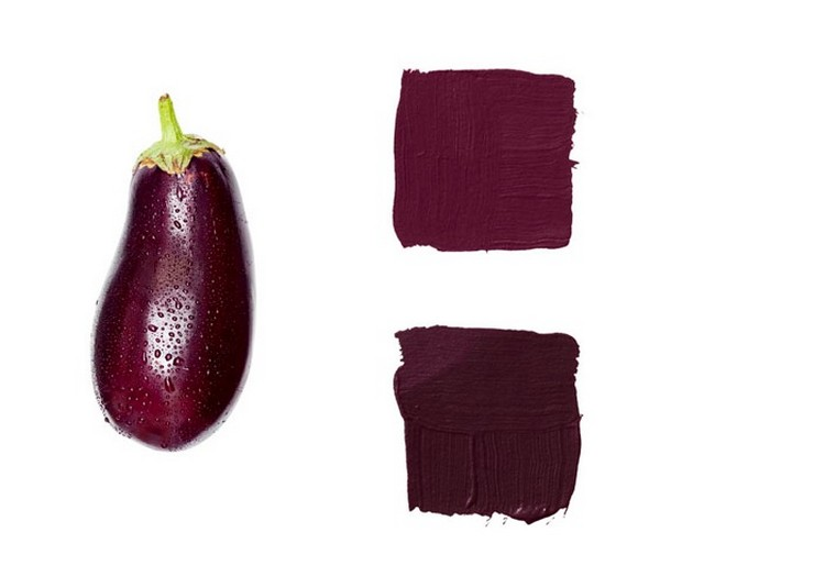 Eggplant Color Kitchen Purple Inspirations In 71 Ideas A Spicy Boy