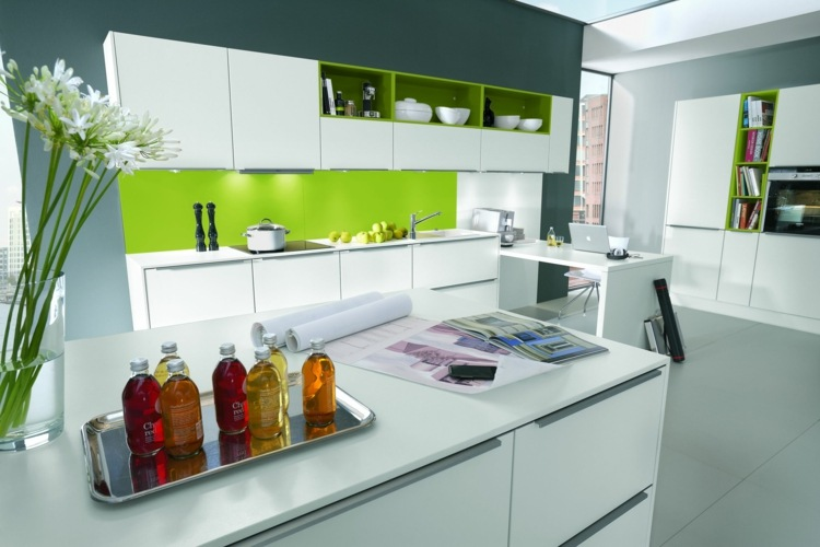 Green Kitchen Ideas For A Modern And Refreshing Decor Spicy Boy