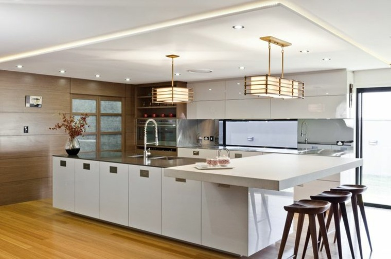 Zen Kitchen Of Modern Design 25 Impressive Models A Spicy Boy