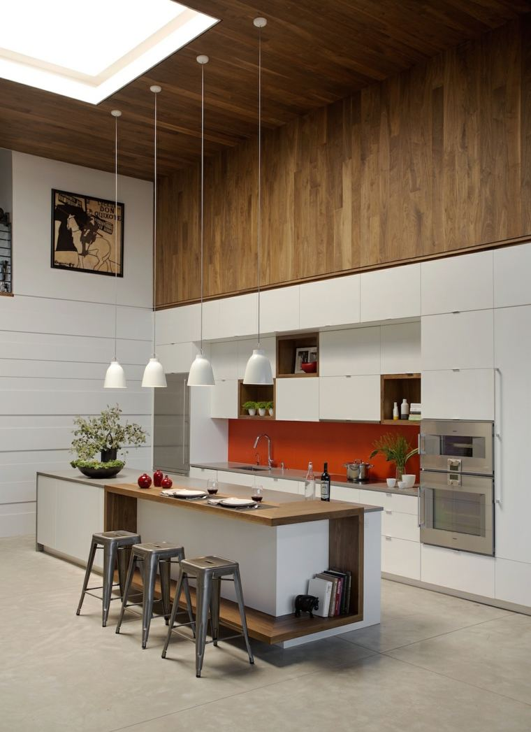 Deco Kitchen Red And White In 24 Inspiring Examples A Spicy Boy