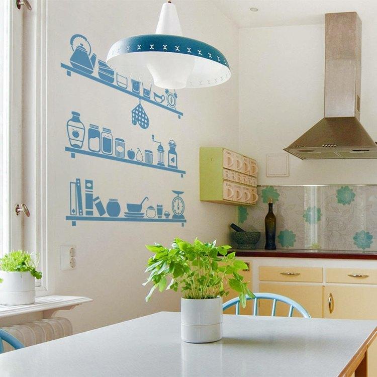 Kitchen Wall Deco 50 Ideas For An Original Wall Decor A Spicy Boy
