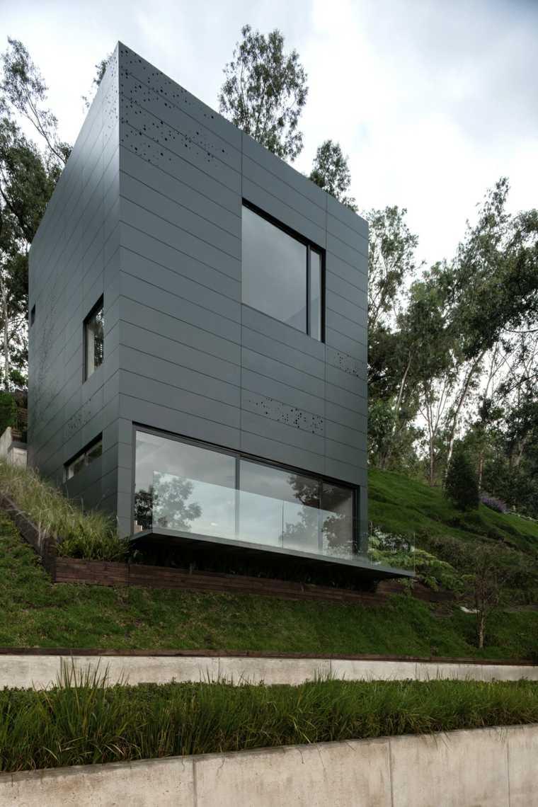 House facade dekoration moderne og smukke ideer   A spicy Boy