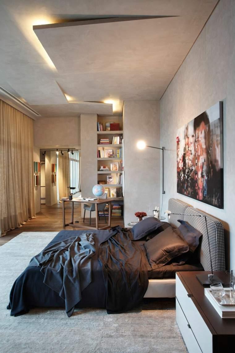 False design ceilings in 12 original ideas   A spicy Boy