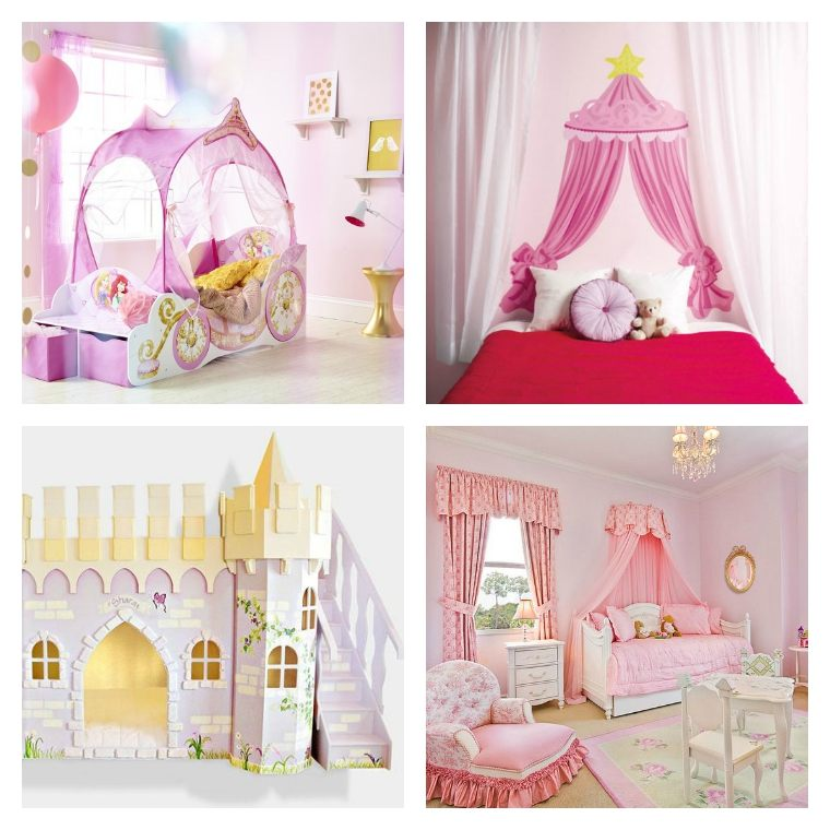 Bedroom Girl Decorating Ideas For Little Princesses A Spicy Boy