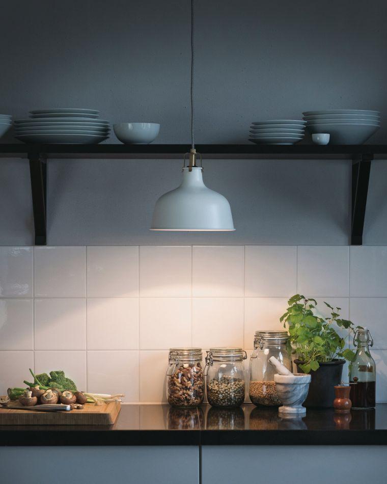 Lampu Randarp Scandinavia Oleh Ikea 24 Idea Menghias Sejuk Paintonline Info