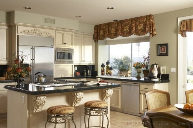 25 Kitchen Curtains For A Pleasant And Refreshed Atmosphere A Spicy Boy