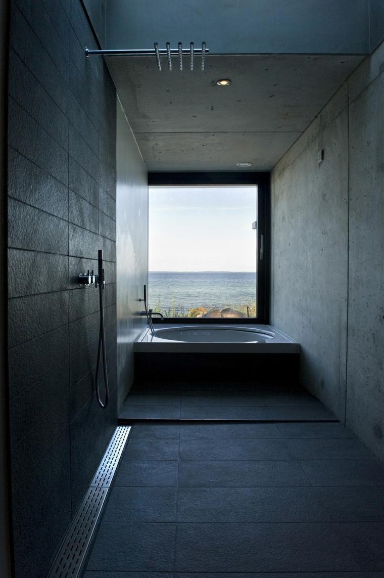 Picture of: Badevaerelse I Poleret Beton Til Et Trendy Layout Paintonline Info