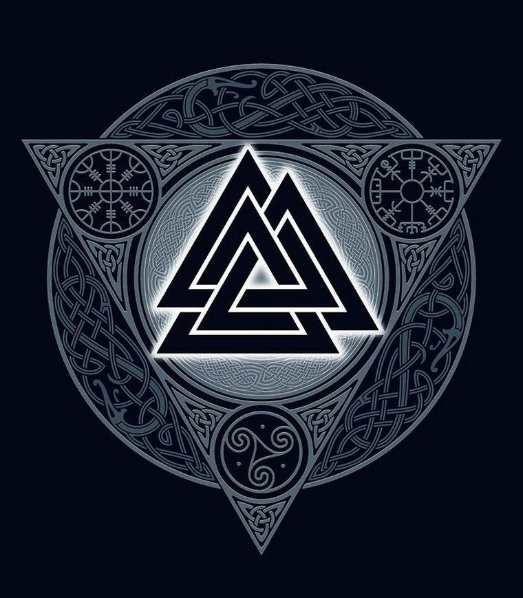 Symbole tattoo mythologie nordische Runen Symbole?