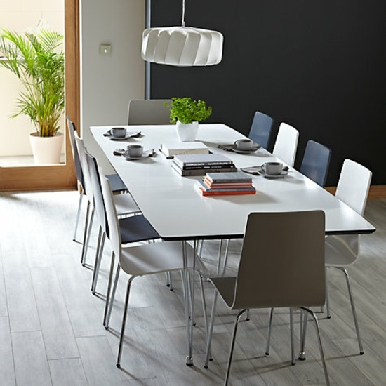 The Extendable Design Table The Solution For Small Spaces Paintonline Info